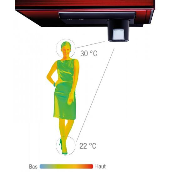 Installation Climatiseur Quadri Split réversible mural Design De Luxe Hyper Heating MXZ-4E83VAHZ + 4x LN25