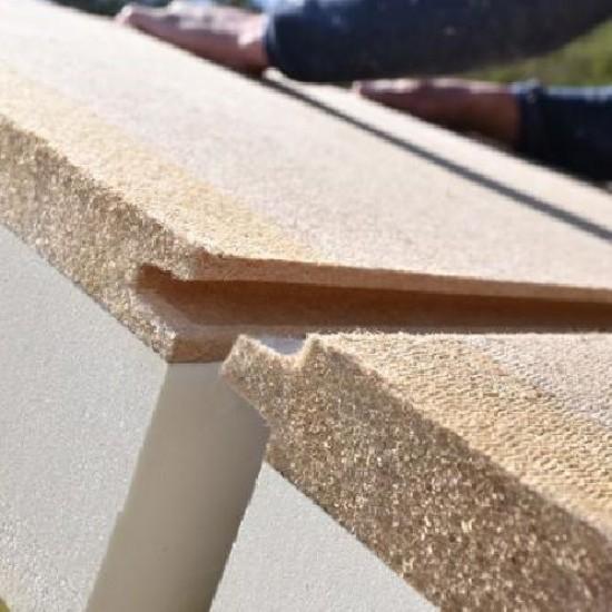 Isolation toiture pente avec système Isocombo Sarking