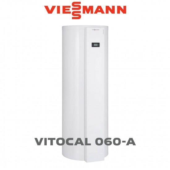 Ballon thermodynamique VITOCAL  060-A pour installation sur air extérieur ou air ambiant 254 litres